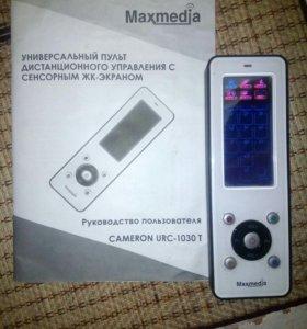 Универсальный пульт ДУ Cameron URC-1030T.