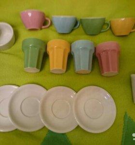 Игровой набор для кофе/чая икея duktig