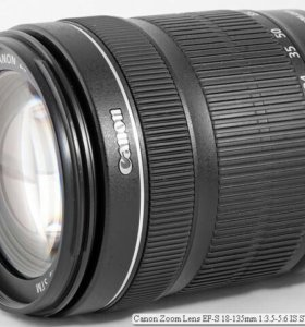 В идеале Canon ef-s 18-135 IS