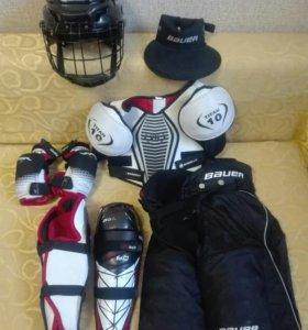 Хоккейная форма на подростка