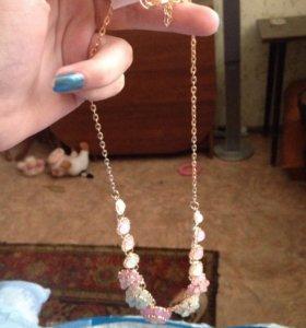 📌💚Новое ожерелье в бирке и упаковке