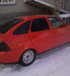 Lada Priora 2008 (хетчбек)