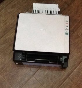 Принтер-ксерокс-сканер RICOH SP 100su