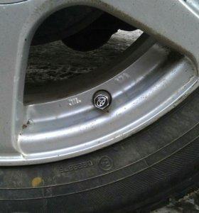 Колпачки на нипель Тойота, БМВ