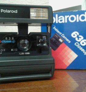 Фотопарат полароид