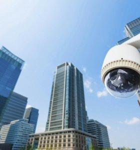 Монтаж и обслуживание видео наблюдения