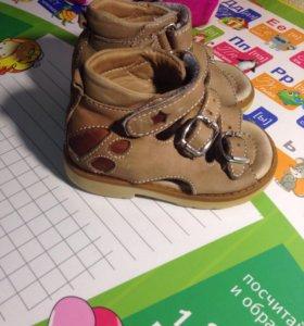 Ортопедическая обувь М.Е.Г.А р-р 18