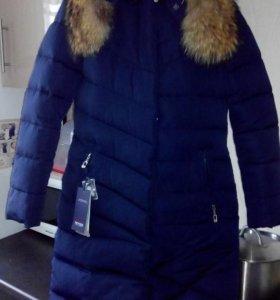Зимняя куртка,новая!!!!!!44-46