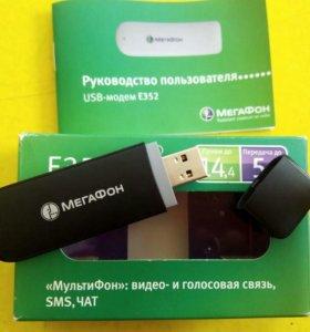 Продам USB-модем новый
