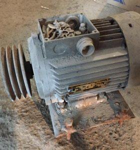 Двигатель асинхронный 380v