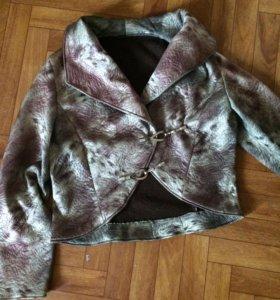 Куртка женская с жилеткой