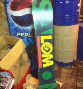 Б/У коплект: Сноуборд Salomon Pulse