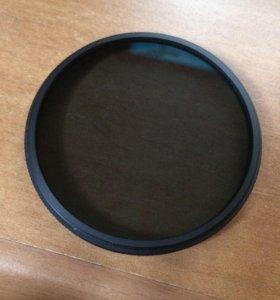 Светофильтр Marumi DHG LENS CIRCULAR P.L.D. 58mm
