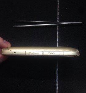Nokia 308 Dual sim  Gold