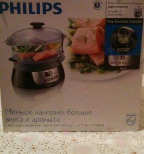 Пароварка Philips новая
