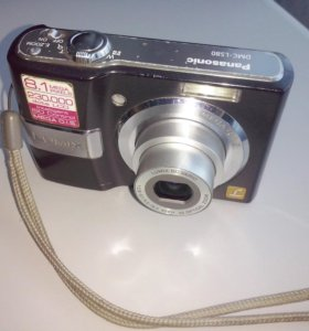 Фотоаппарат Panasonic DMC-LS80