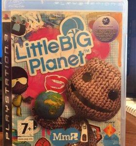 Little big planet игра для ps3