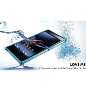 Бампера Love Mei для Sony Z ultra