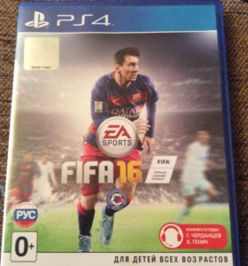 Игра для PS4 ( FIFA 14 и 15 )