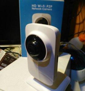 Камера с микрофоном и динамиком для смартфона