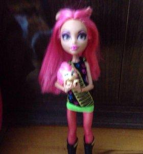 Кукла Monster High Хоулин Вульф