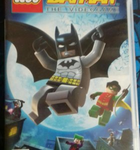 Игра на PSP BATMAN THE VIDEOGAME