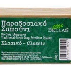"""Мыло натуральное греческое """"Традиционное""""🌈"""