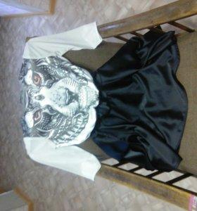Афигеное платье