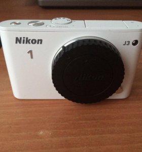 Тушка Nikon 1 J3