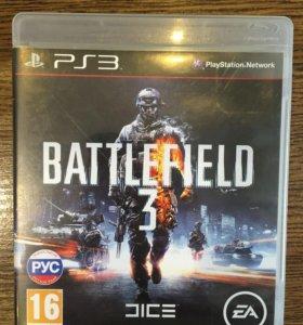 Battlefield 3 PS3 Диски