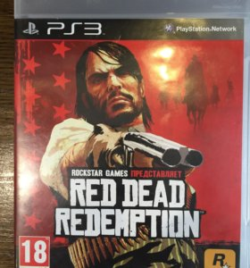 Red dead redenption PS3