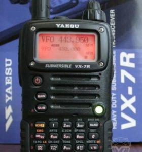 Рация yaesu vx-7r
