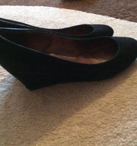Кожанные туфли ALDO