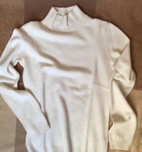 Кашемировый свитер,размер 40