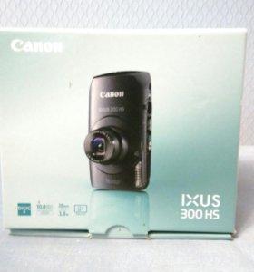 Фотоаппарат canon ixus 300 hs