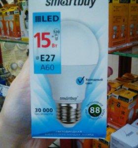 Светодиодные лампы 15w