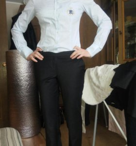 Костюм,рубашка