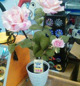 Розы светильник