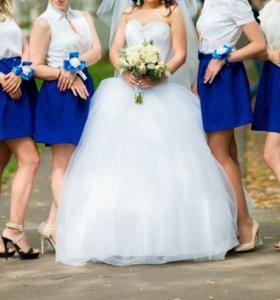 Юбки для подружек невесты