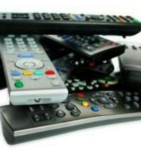 Пульты для цифровых приставок dvb-t2 и телевизоров