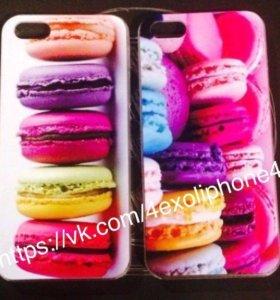Чехол Бампер накладка на iPhone 4/4s Новый !!!