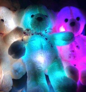 Светящиеся мишки