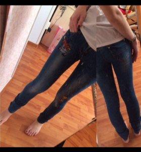 Брюки-штаны-джинсы
