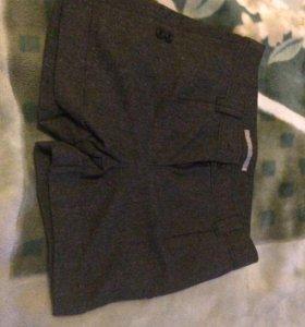 Новые шорты брючные