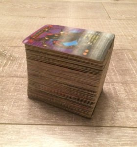 Карточки Человек-Паук