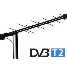 Антенны для dvb-t2 оптом и в розницу