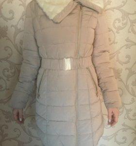 Пуховик пальто зима- осень