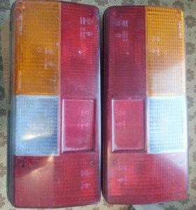 Задние фонари на ВАЗ 2107