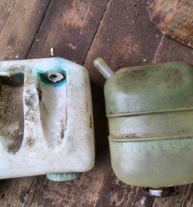 Бачки омывателя и охлаждающей жидкости для ваз 210