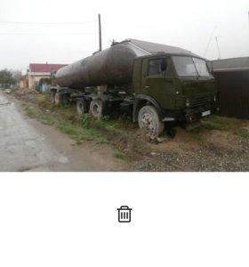 Камаз Цементовоз